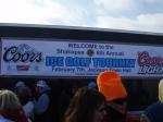 Ice Golf 2009 Banner