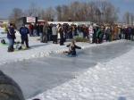 Ice Golf 2009 Human Curling